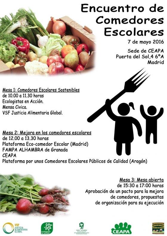 Para comer bien en centros de enseñanza y otros lugares ...